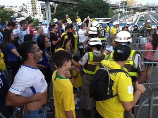 Portais de Abordagem iniciam varreduras na Copa Am�rica