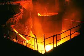 Produ��o sider�rgica cai 1,5% nos cinco primeiros meses do ano