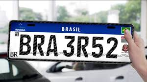 Contran suspende resoluções que tratam das placas do Mercosul