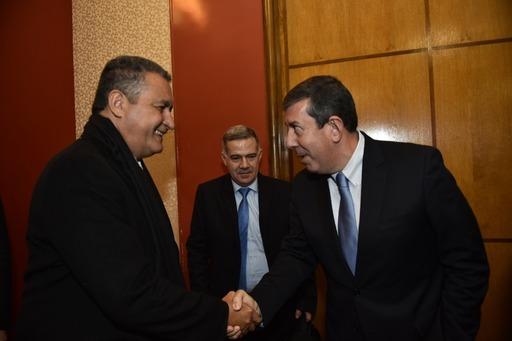 Governadores discutem criação de rota de gás natural no Nordeste