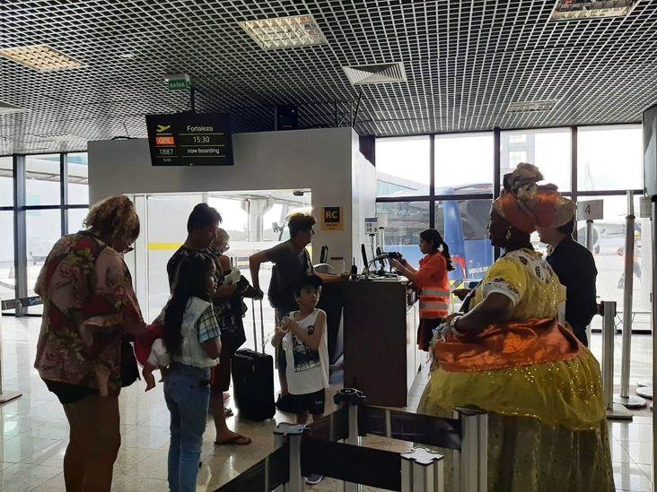Salvador ganha novo vôo diário para Fortaleza