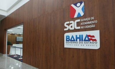 Estado inaugura novo posto do SAC e Sistema de Abastecimento de �gua em Tucano