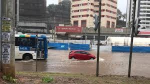 Codesal segue em alerta porque chuvas devem continuar hoje e amanhã
