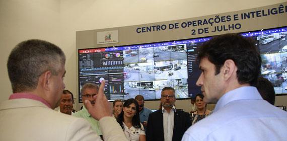 Governo da Bahia apresenta operação de segurança para o Ministério do Turismo