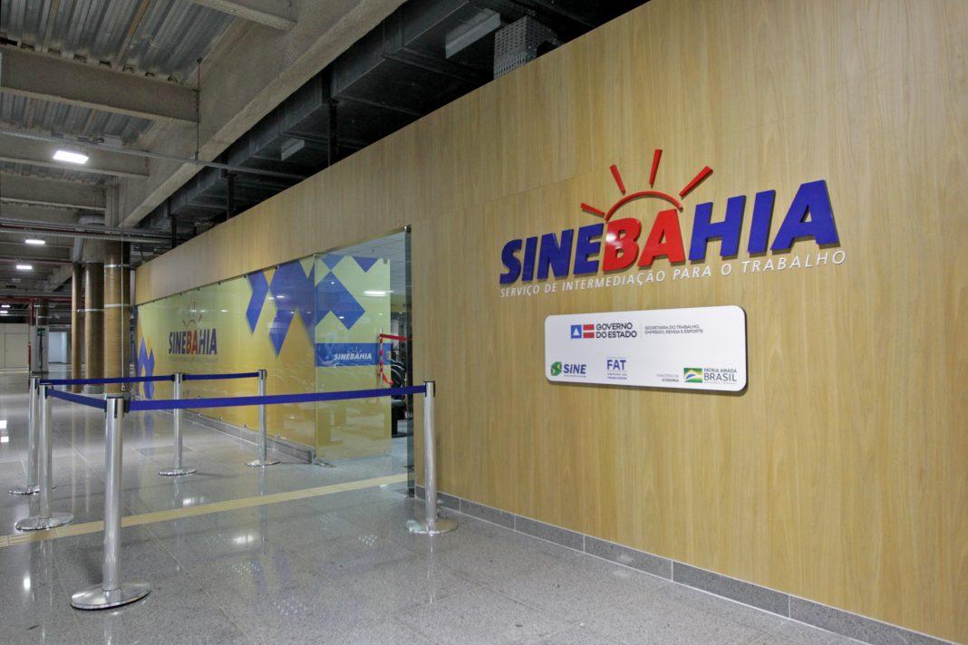 Nova unidade da Ag�ncia Central do SineBahia � inaugurada em Salvador