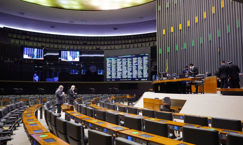 C�mara aprova PL que revoga Lei de Seguran�a Nacional