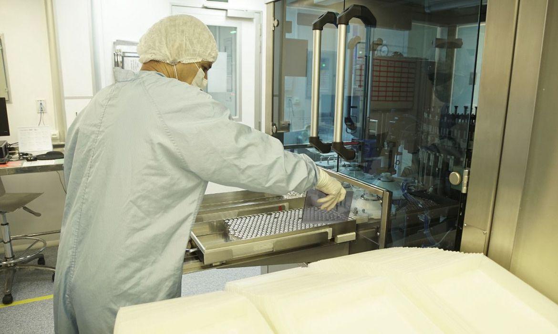 Bolsonaro diz que Fiocruz entrega 18 milh�es de vacinas ainda em abril