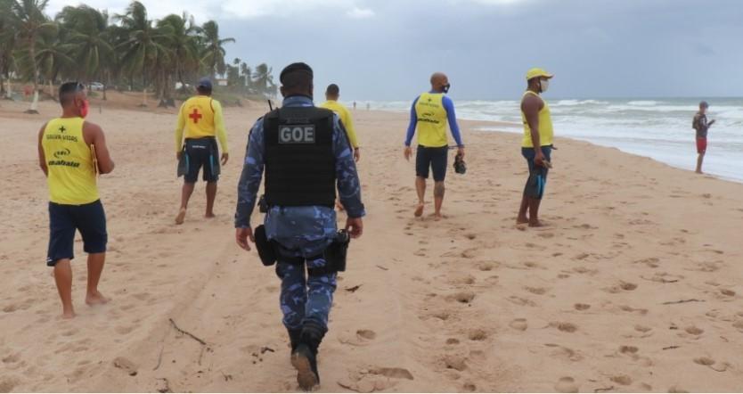 Prefeitura mant�m opera��o de fiscaliza��o nas praias amanh� (24)