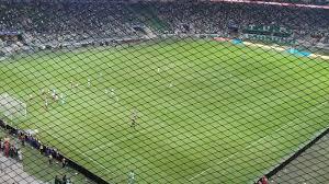 Procon (SP) notifica Palmeiras para trocar rede do setor de visitantes de est�dio