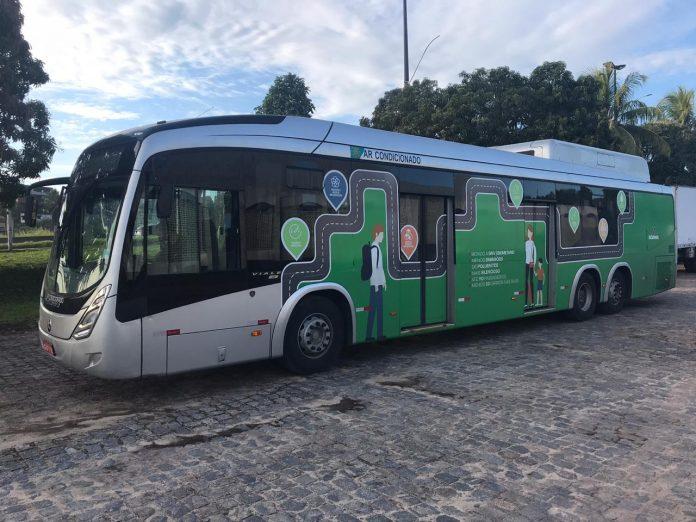 Ônibus elétricos e a gás serão disponibilizados no Subúrbio de Salvador e região metropolitana