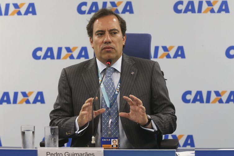 Presidente da Caixa defende manutenção do banco como gestor do FGTS