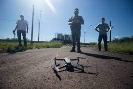 Guarda Municipal vai utilizar drones para vistoria em parques